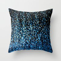 deep sea 01 Throw Pillow