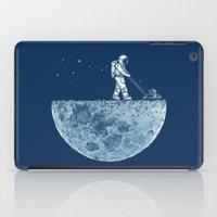 Mown iPad Case