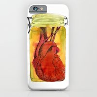 iPhone & iPod Case featuring Heart by DClemDesigns
