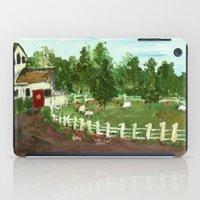 Ash Mill Farm iPad Case