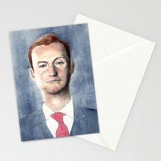 Mycroft Holmes Stationery Cards