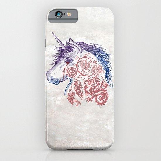 War Unicorn iPhone & iPod Case