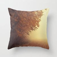I Was On My Way Dreaming Throw Pillow