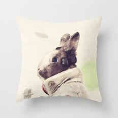 Star Team - Peppy Throw Pillow