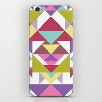 Second Heritage  iPhone & iPod Skin
