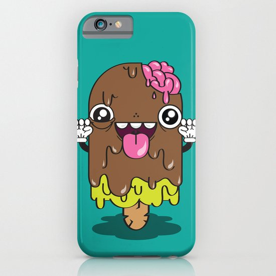 Brain Freeze iPhone & iPod Case