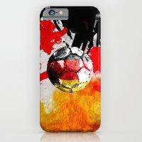 football germany iPhone 6 Slim Case