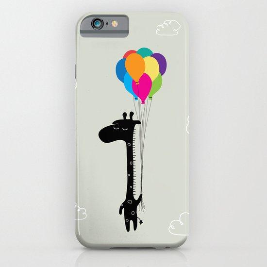 The Happy Flight iPhone & iPod Case