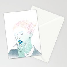 Smoking Kills Stationery Cards
