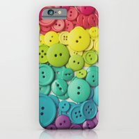 iPhone & iPod Case featuring Cute as a button by Libertad Leal Photography