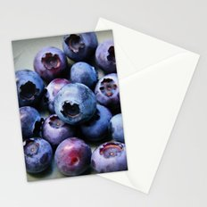 Blueberries - You Know You Want One Stationery Cards