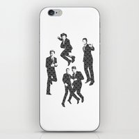 One Direction - Vintage iPhone & iPod Skin