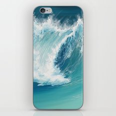 Musical Thunder iPhone & iPod Skin