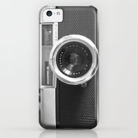 iPhone 5c Case featuring Camera by Nicklas Gustafsson