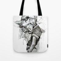 Dream Cycle Tote Bag