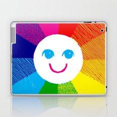 Show Your True Colors Laptop & iPad Skin