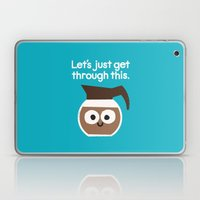 Grounds For Determination Laptop & iPad Skin