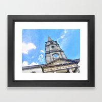 Christchurch Cathedral, Waterford City, Ireland Framed Art Print