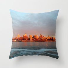 Brooklyn Heights Throw Pillow