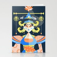 Wu Zetian Stationery Cards