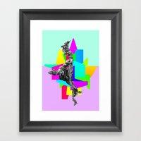 Magic Stick Framed Art Print