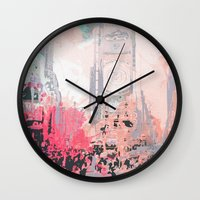 time square/new york Wall Clock