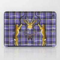 Wild Tartan iPad Case