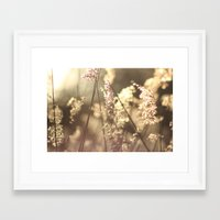 Framed Art Prints featuring Moving in the Wind by VHS Photography