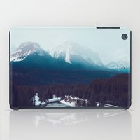 Canadian Rocky Mountains… iPad Case
