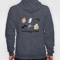 Tintin, Minimalist Hoody