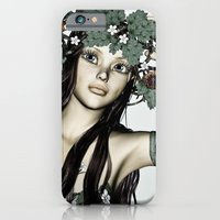 iPhone & iPod Case featuring Summer Girl by Design Windmill
