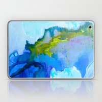 Flickering Cup - Light in the Caves Laptop & iPad Skin