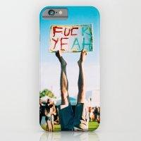F Yeah iPhone 6 Slim Case