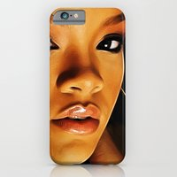 iPhone & iPod Case featuring When Words Fail... by D77 The DigArtisT
