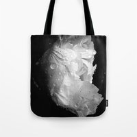 peony in the morning  Tote Bag