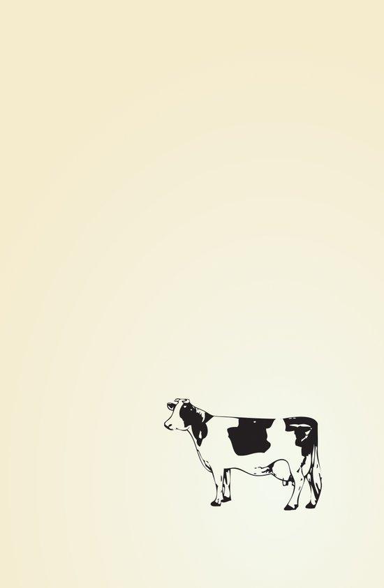Poor Cow. Art Print