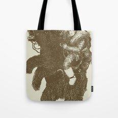 Bearpoleon Tote Bag