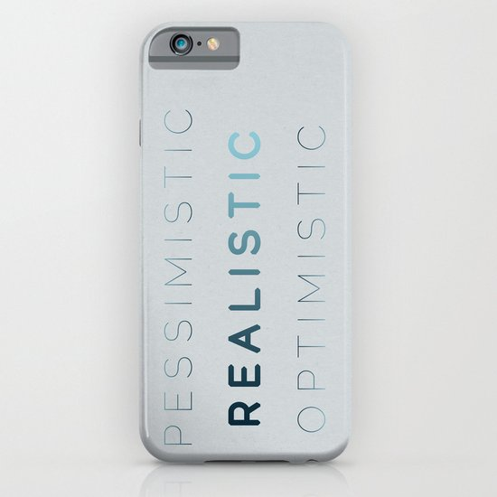 Which one are you...? iPhone & iPod Case
