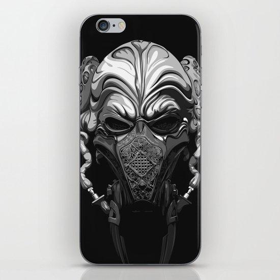 Master Pilot iPhone & iPod Skin
