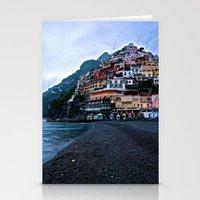Positano: Amalfi Coast, … Stationery Cards