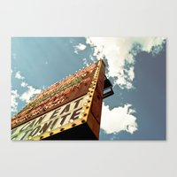 All You Can Eat Canvas Print