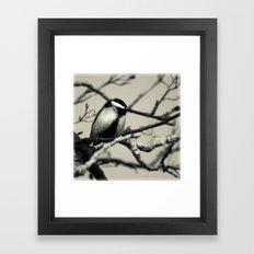 A great view Framed Art Print