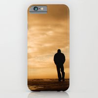 Watching The Ships Go By iPhone 6 Slim Case