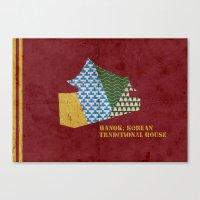 HANOK(한옥) Canvas Print