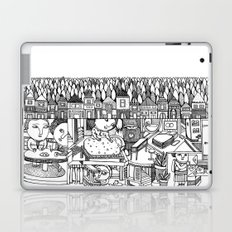 Night Time Laptop & iPad Skin