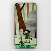 The Potion Maker iPhone & iPod Skin