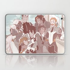 Group Photo Laptop & iPad Skin