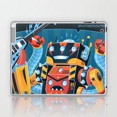 Death Metal Laptop & iPad Skin
