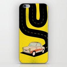 Road Hog iPhone & iPod Skin