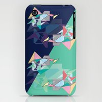 iPhone Cases featuring intersection by Comma